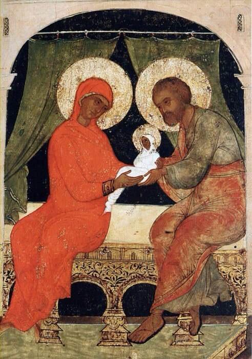 Брак и семья в творениях святого